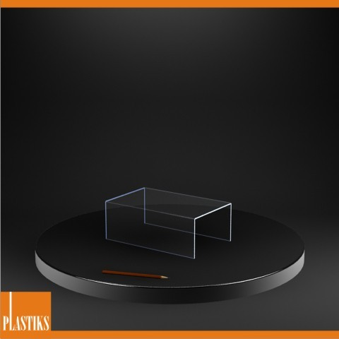 Espositore – podium in plexiglass