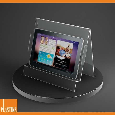 Porta Tablet PC trasparente